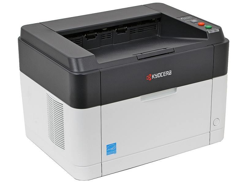 Принтер Kyocera FS-1040 (Лазерный, 20стр/мин, 600dpi, USB2.0, A4) лазерный принтер kyocera fs 9130dn