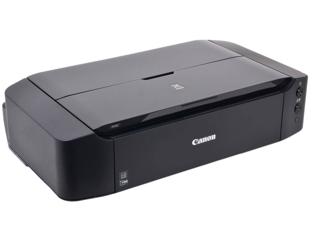 Принтер Canon PIXMA IP8740 (струйный, A3) принтер струйный canon pixma ip8740 8746b007