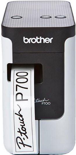 Принтер для наклеек Brother PT-P700 принтер по текстилю brother gt 381