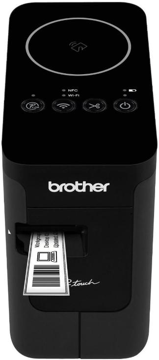 Принтер для наклеек Brother PT-P750W USB, WiFi принтер wifi direct