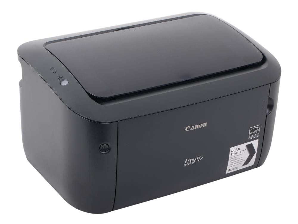 Принтер Canon I-SENSYS LBP6030B Black монохромное/лазерное A4, 18 стр/мин, 150 листов, USB принтер лазерный canon i sensys lbp6030b 8468b006 a4