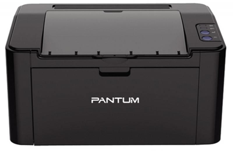Фото - Принтер Pantum P2207 лазерный черно-белый / 20стр/м / 1200 x 1200dpi / А4 / USB принтер
