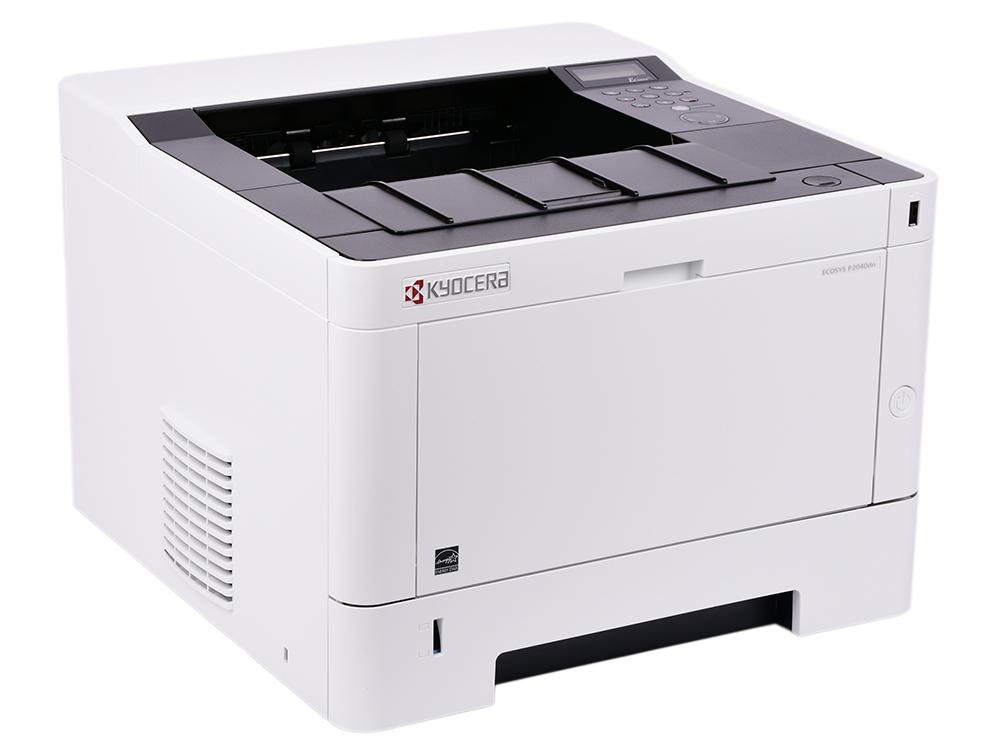 Фото - Принтер Kyocera P2040DN лазерный черно-белый / 40стр/м / 1200 dpidpi / А4 / USB, RJ45 принтер