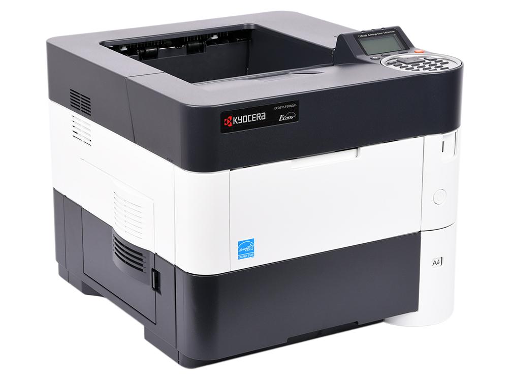 Принтер Kyocera P3060DN (A4, 1200 dpi, 512Mb, 60 ppm, дуплекс, USB 2.0, Network) ppm для растений