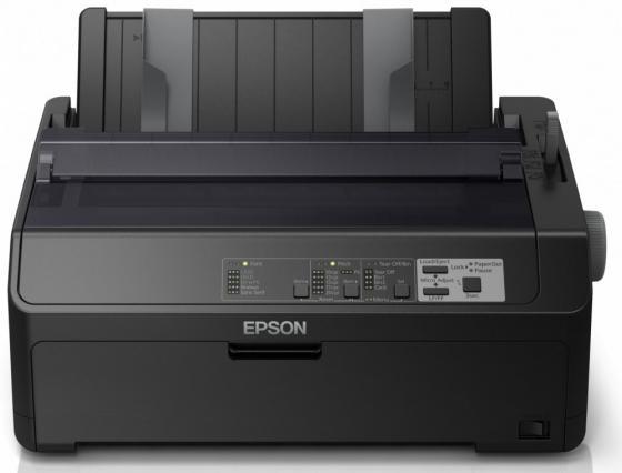 Фото - Принтер Epson FX-890II матричный цветной / 240 x 144dpi / А4 / USB принтер