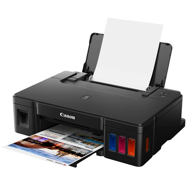 Принтер Canon PIXMA G1411 струйный Настольный бытовой / цветной (4) / 5-8,8 стр/м / 4800x1200 dpi / А4 / USB canon pixma g1411 черный