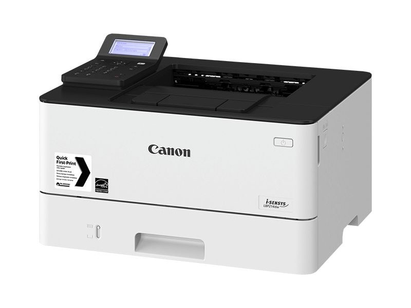 Принтер Canon I-SENSYS LBP214dw монохромное/лазерное A4, 38 стр/мин, 250 листов, duplex, USB, Ethernet, WiFi, 1024MB