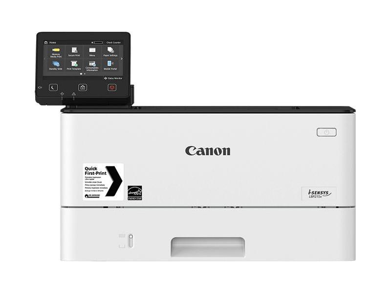 Принтер Canon I-SENSYS LBP215x 38 страниц, LAN, Wi-fi, duplex, USB 2.0 цена 2017