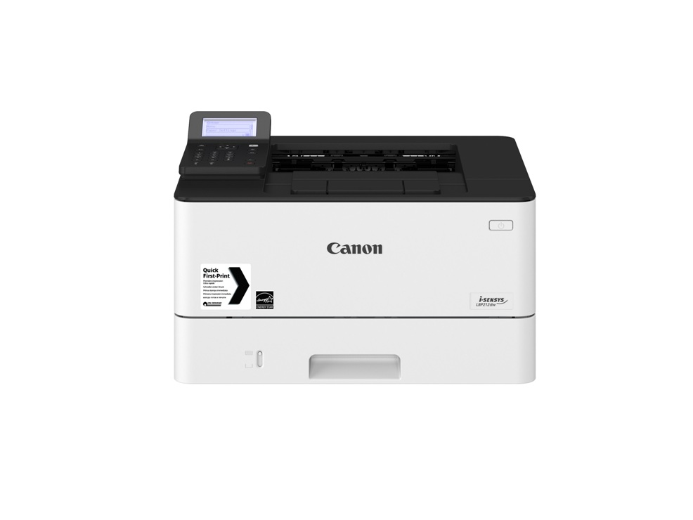 Принтер Canon I-SENSYS LBP212dw монохромное/лазерное A4, 33 стр/мин, 250 листов, DADF, Wi-fi, Ethernet, duplex, USB, 1024MB резинка dadf xerox 003n01042 для p3635mfp