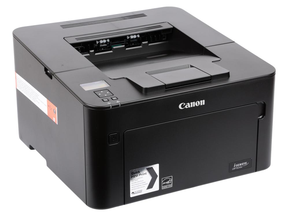 Принтер Canon i-SENSYS LBP162dw (A4, 28 стр/мин, duplex, Wi-Fi) принтер canon i sensys lbp7018c page 6