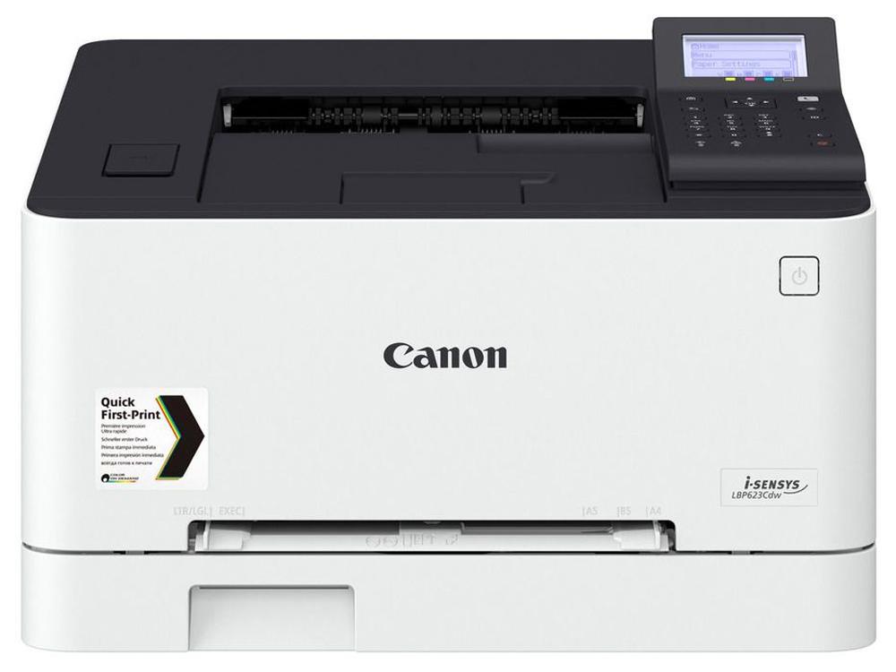 Принтер Canon i-Sensys LBP623Cdw лазерный цветной / 21стр/м / 600 x 600dpi / А4 / USB, Wi-Fi ,RJ45 все цены