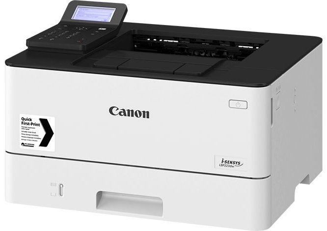 Фото - Принтер Canon I-SENSYS LBP223dw лазерный черно-белый / 33стр/м / 1200 x 1200dpi / А4 / USB, Wi-Fi, RJ45 кеды мужские vans ua sk8 mid цвет белый va3wm3vp3 размер 9 5 43