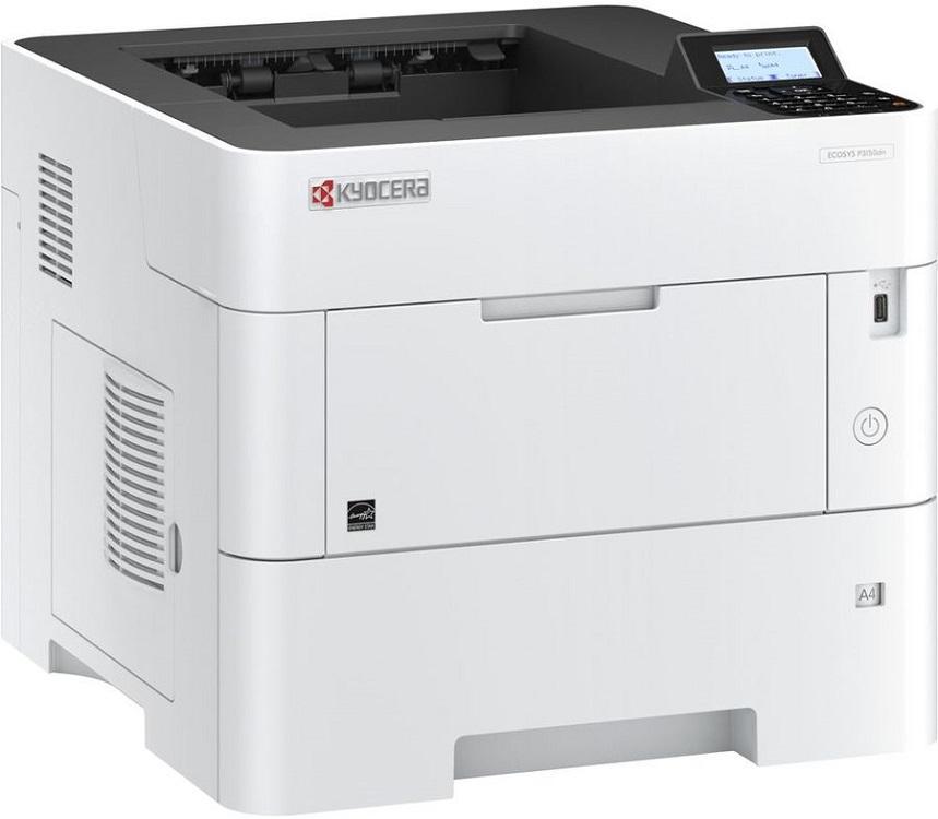 Принтер Kyocera P3150dn лазерный черно-белый / 50стр/м / 1200 x 1200dpi / А4 / USB, RJ45 цена