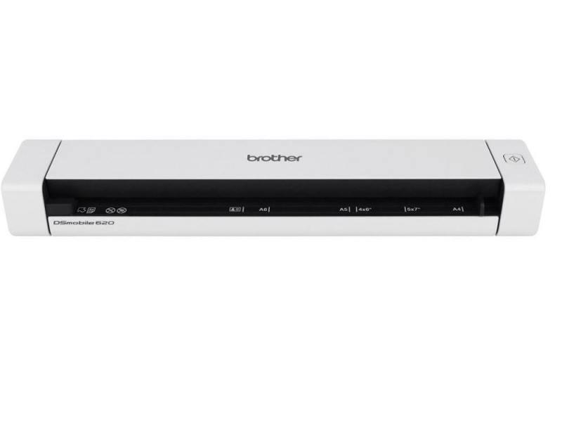 Портативный сканер Brother DS-620