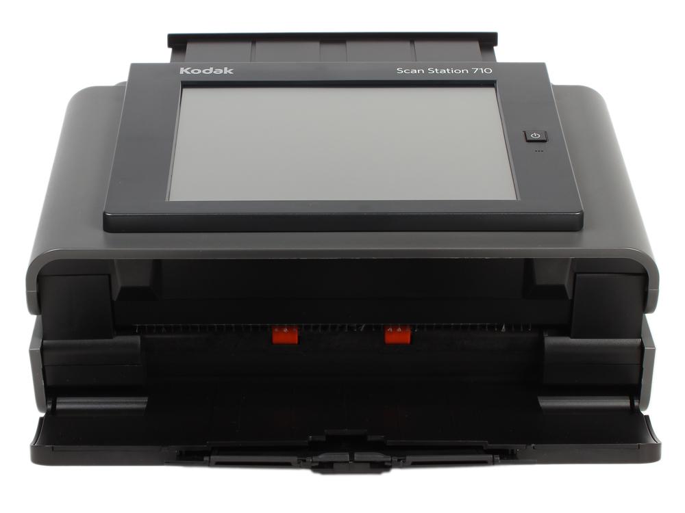Сканер ScanStation 710 (Сетевой, Цветной, двухсторонний, ADF 75 листов, А4, 70 стр/мин, арт. 1877398) scanstation 730ex