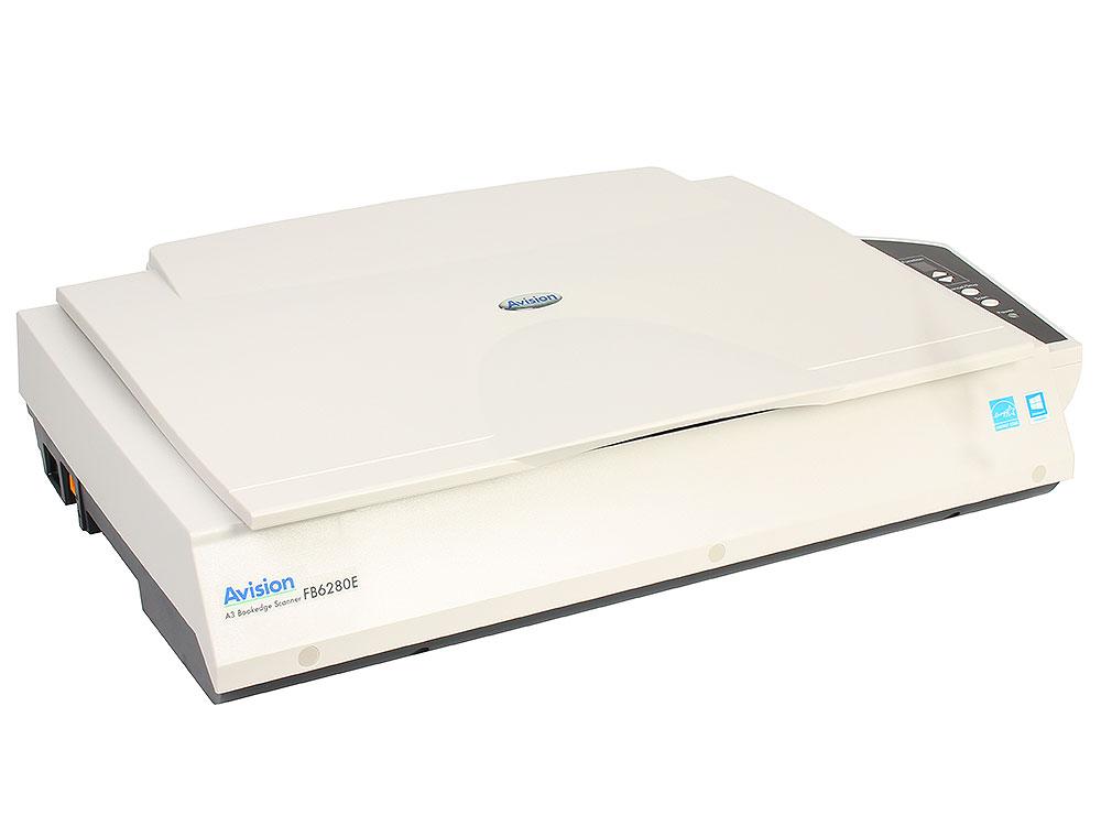 Книжный Сканер Avision FB6280E, A3