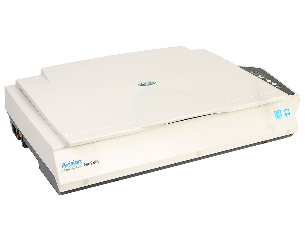 Фото - Книжный Сканер Avision FB6280E, A3 сканер