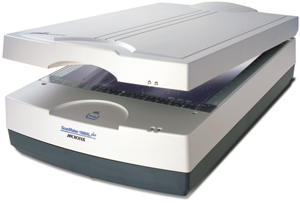 Сканер Microtek ScanMaker 1000 XL plus, incl. TMA (1108-03-770023)
