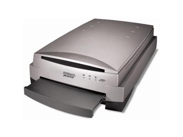 Сканер Microtek ArtixScan F2 SilverFastStudio (1108-03-680202)
