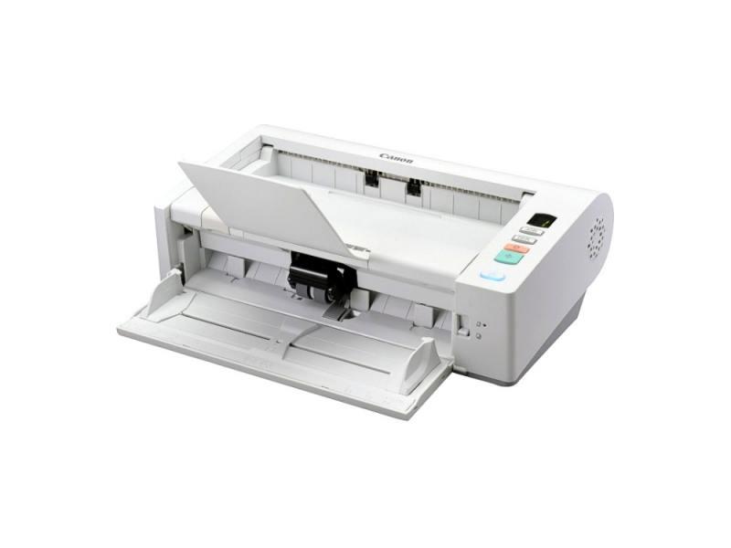 Сканер Canon DR-G1100 (Цветной, двусторонний, 200 стр./мин, ADF 500, High Speed USB 2, A3) 8074B003