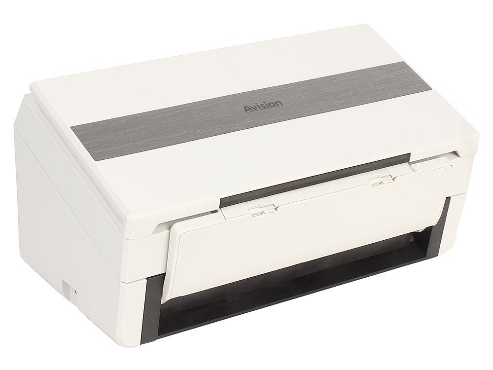 Сетевой сканер Avision AN230W Формат А4, Скорость 40 стр./мин, АПД 80 листов, WiFi