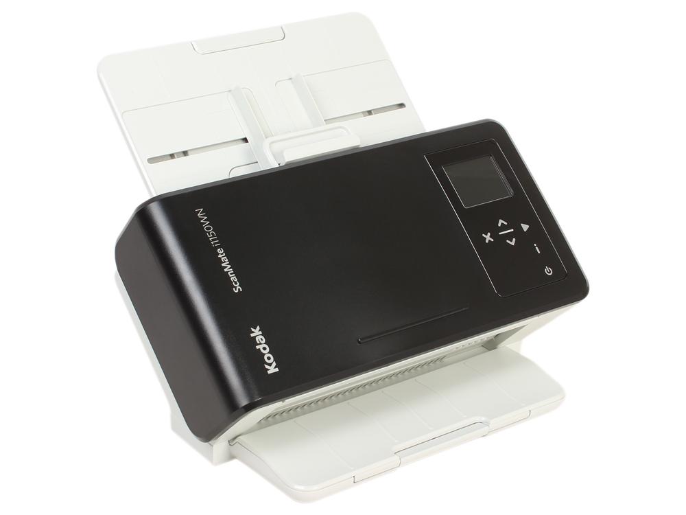 Сканер Kodak ScanMate i1150WN (ADF 75 листов, А4, 30 стр/мин, Ethernet, WiFi, IPE, арт. 1131176)
