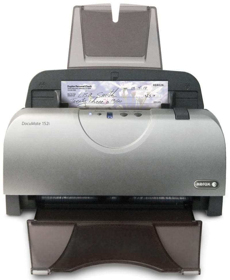 Фото - Сканер Xerox DocuMate 152i 100N03144 сканер