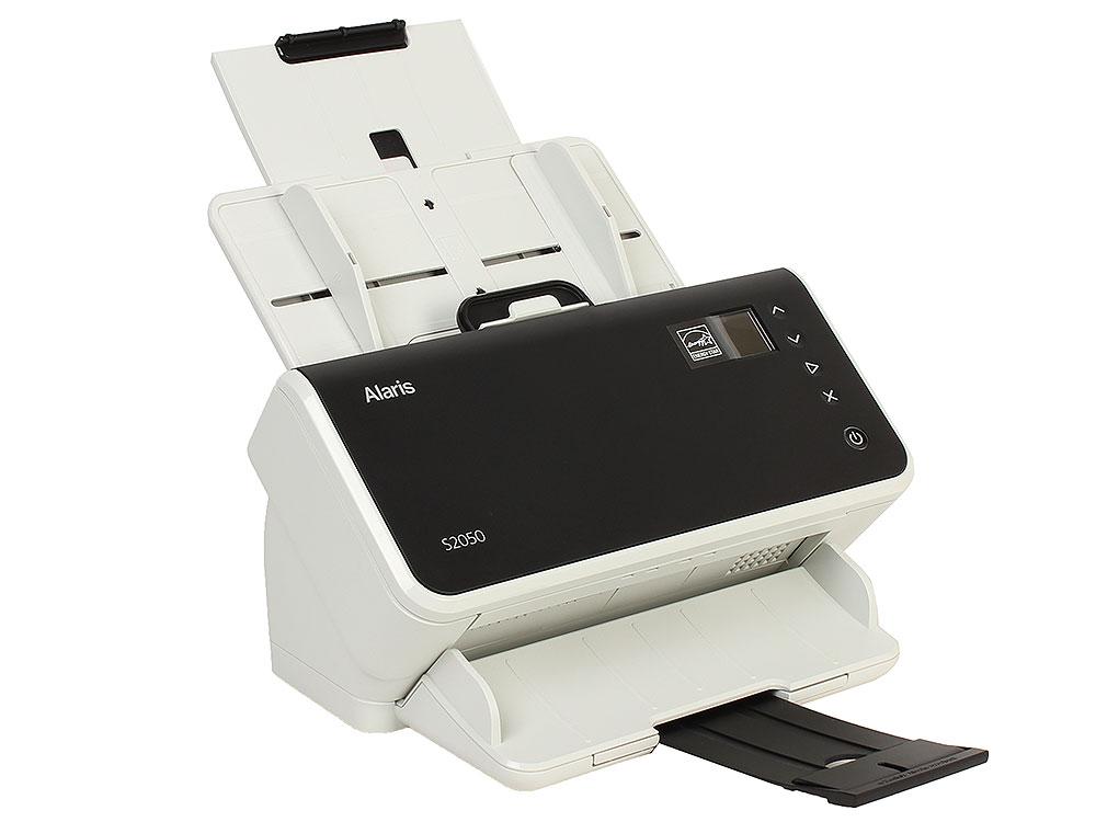 Сканер Alaris S2050 (Цветной, двухсторонний, А4, ADF 80 листов, 50 стр/мин., USB3.1, арт. 1014968) сканер alaris s2050 цветной двухсторонний а4 adf 80 листов 50 стр мин usb3 1 арт 1014968