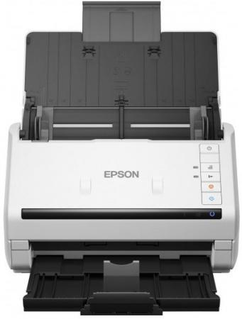 купить Сканер Epson WorkForce DS-530 протяжный CIS 600x600dpi B11B226401 онлайн