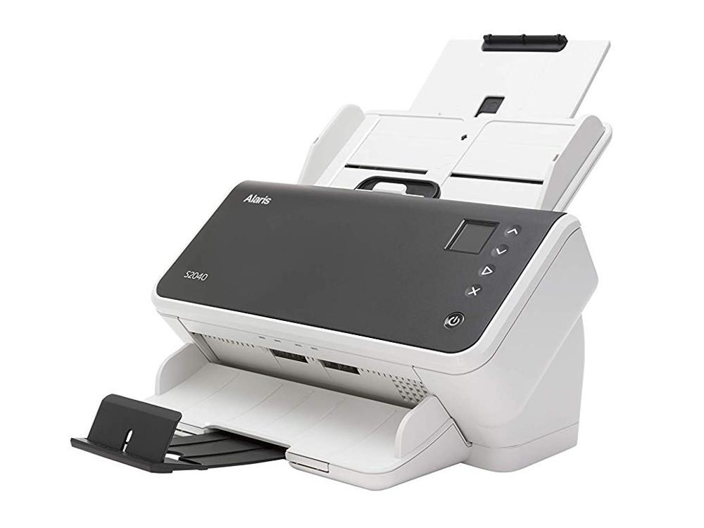 Сканер Alaris S2040 (Цветной, двухсторонний, А4, ADF 80 листов, 40 стр/мин., USB3.1, арт. 1025006)