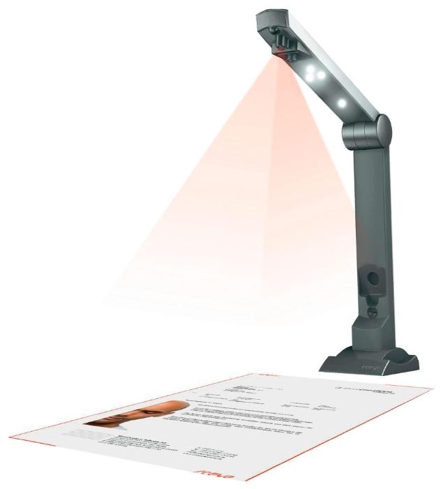 Сканер SceyeX A3 Flash
