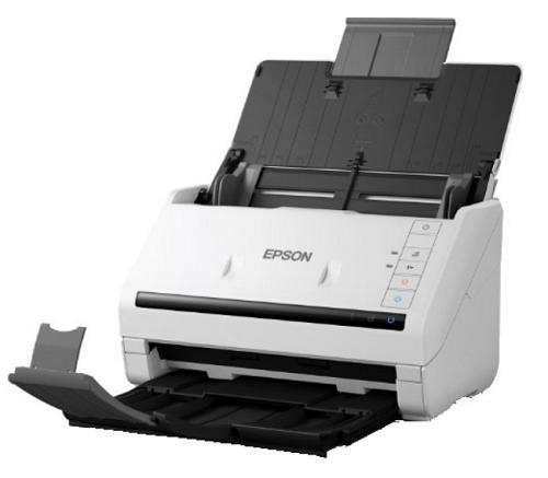 Сканер Epson WorkForce DS-770 CIS, A4, 600x600 dpi, АПД, USB 3.0