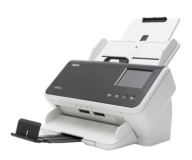 Сканер Alaris S2080w (А4, ADF 80 листов, стр/мин, 8000 лист/день USB3.1, LAN, WLAN, арт. 1015189)