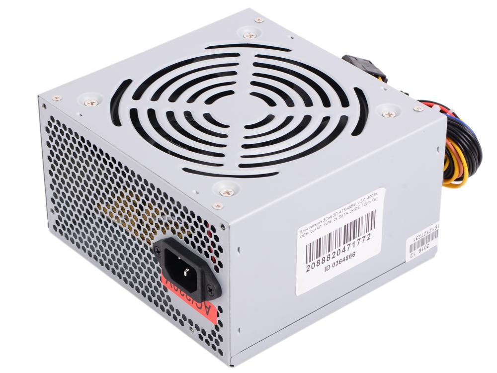 3C-ATX400W цена и фото