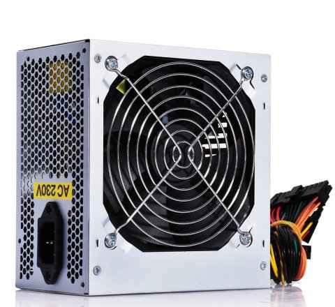 лучшая цена Блок питания ATX 500 Вт FOXCONN FL-500S ATX 12В 2.3