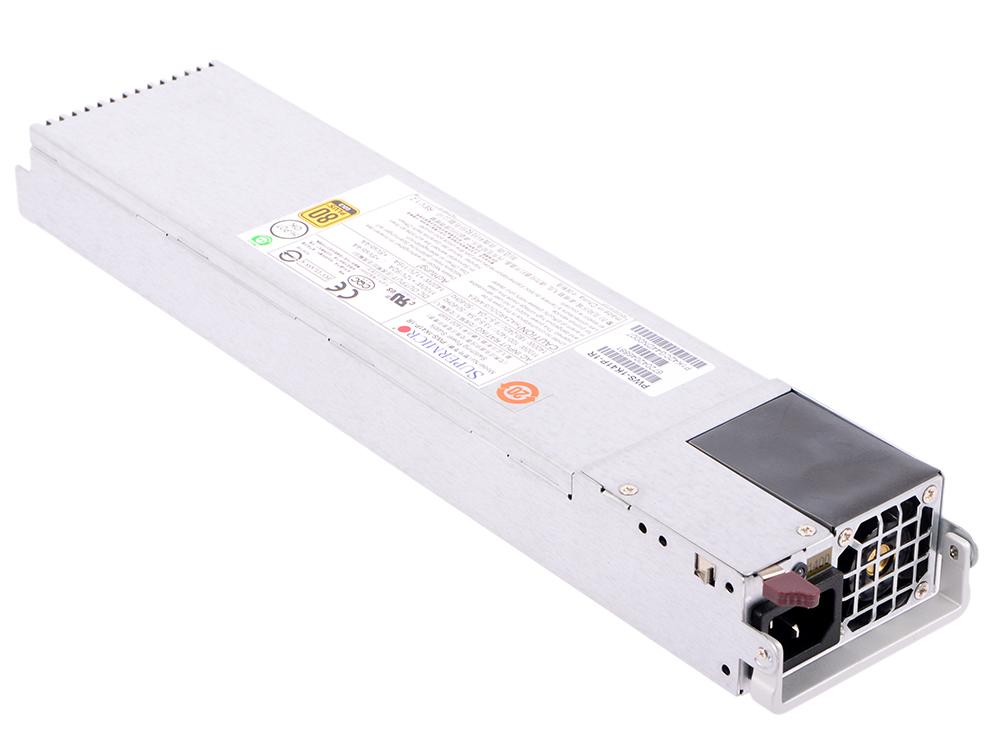 Блок питания SuperMicro PWS-1K41P-1R 1400W цена