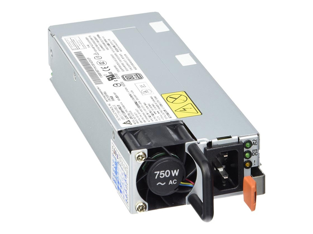 Блок питания Lenovo 00FK932 SystemX 750W (1 PSU) Hot Swap High Efficiency Platinum Redundant Power Supply for x3650 M5