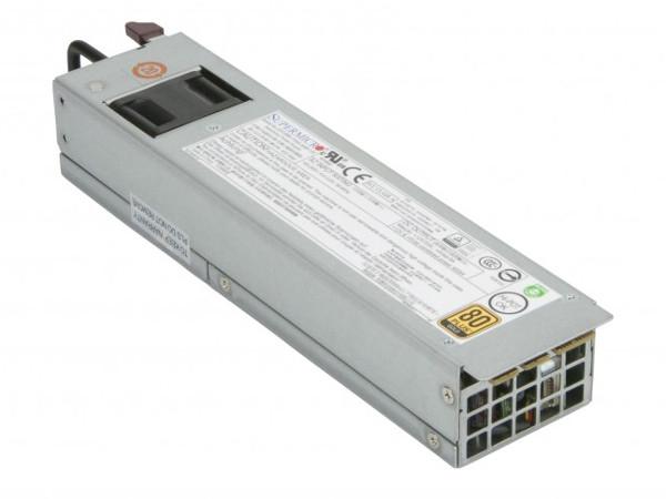 Блок питания 400 Вт Supermicro PWS-406P-1R