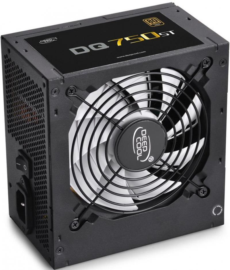 Блок питания ATX 750 Вт Deepcool DQ750ST