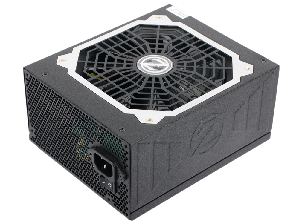 цена на Блок питания Zalman 750W ZM750-ARX v2.3, A.PFC, 80 Plus Platinum, Fan 14 cm, Fully Modular,Retail