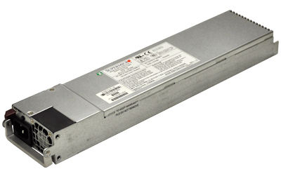 Блок питания SuperMicro PWS-501P-1R 500 Вт блок питания для системного блока supermicro pws 865 pq