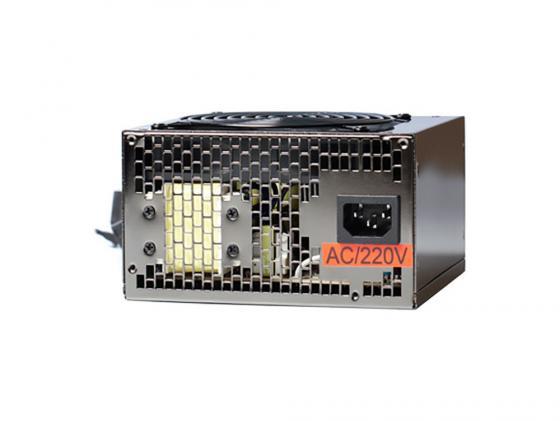 Блок питания ATX 600 Вт Exegate ATX-600PPX EX221642RUS ATX 12В 2.3 цена