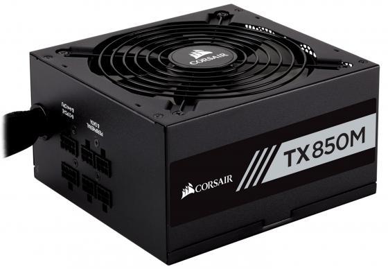 Блок питания ATX 850 Вт Corsair TX850M ATX 12В 2.4 / EPS 12В 2.92 смартфон bq 5514l strike power 4g красный