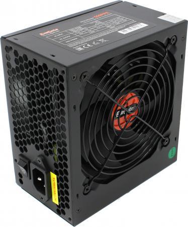 лучшая цена Блок питания ATX 500 Вт Exegate 500PPE EX260641RUS ATX 12В 2.3