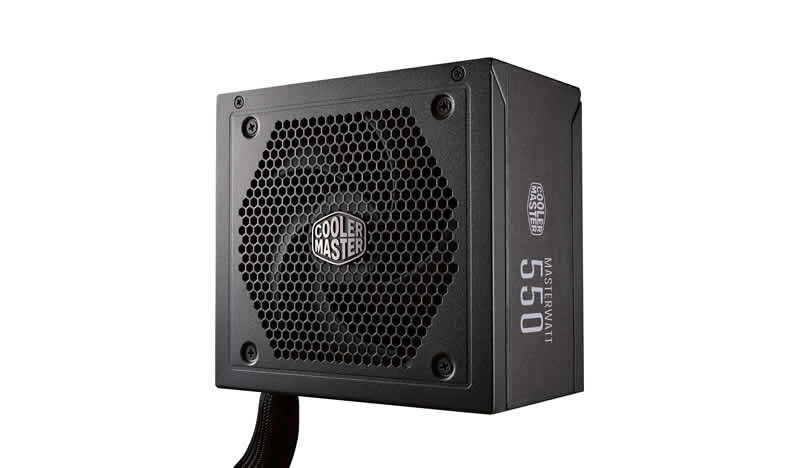 Блок питания ATX 550 Вт Cooler Master MasterWatt 550 MPX-5501-AMAAB-EU блок питания cisco pa100 eu блок питания power supply for linksys voip products 5v 2a