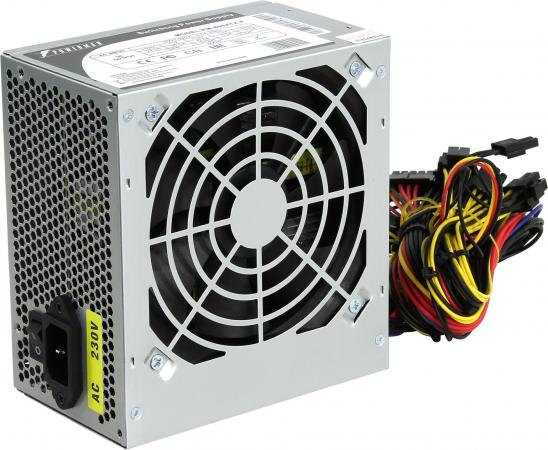 Блок питания ATX 600 Вт Powerman PM-600ATX-F ATX 12В 2.2 цена и фото