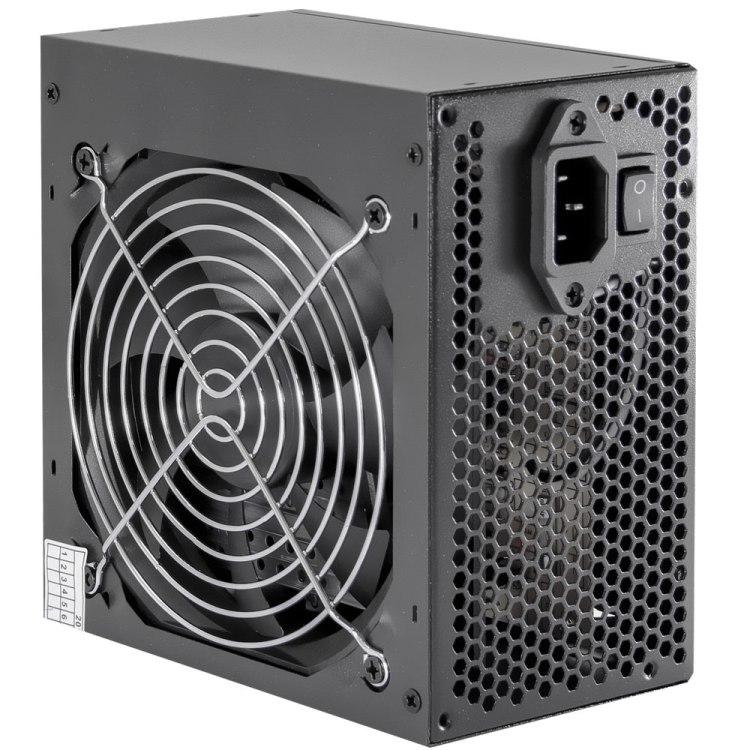 Блок питания ATX 500Вт Winard 500WA12 ATX 12В 2.2 / EPS 12В блок питания solarbox flex atx 330w 1u