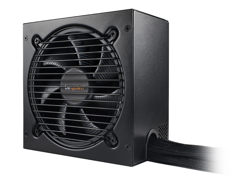 купить Блок питания be quiet! PURE POWER 11 400W / ATX 2.4, Active PFC, 80PLUS Gold, 120mm fan / BN292 / RT по цене 6390 рублей