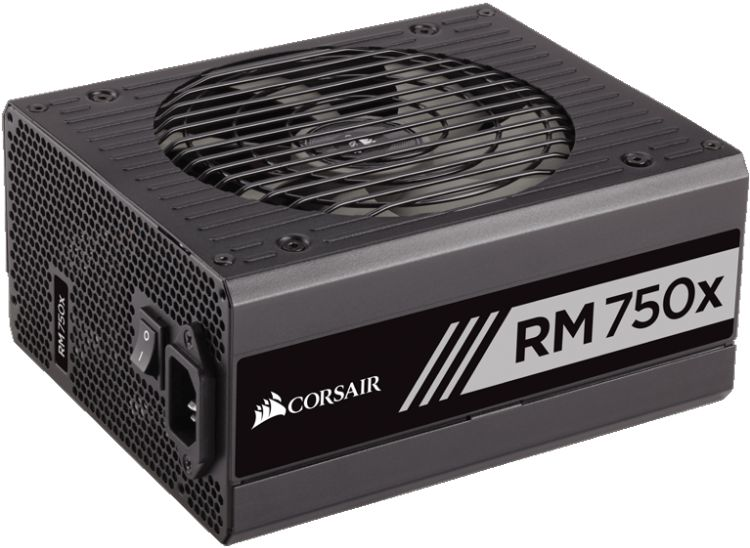 Блок питания ATX Corsair RM750x CP-9020179-EU