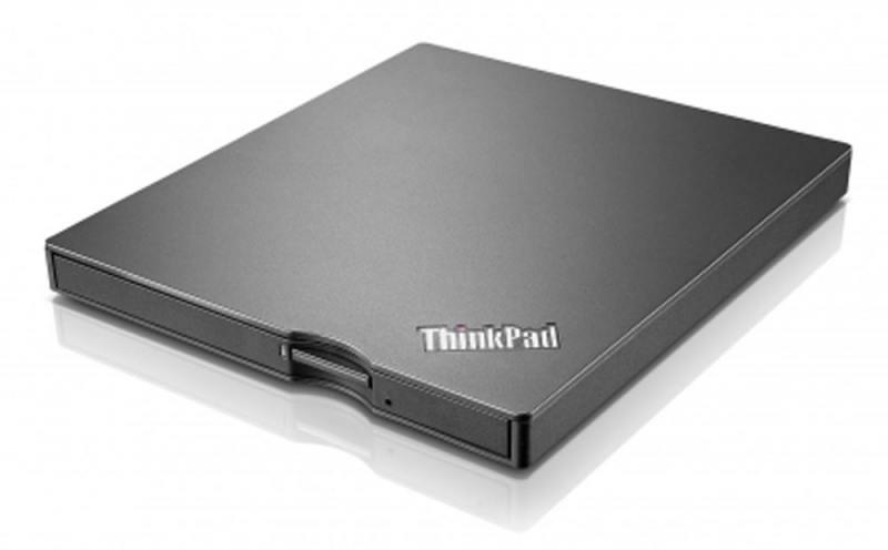 Привод Lenovo ThinkPad UltraSlim USB DVD Burner черный 4XA0E97775 kingsener new battery for lenovo thinkpad x270 x260 x240 x240s x250 t450 t470p t450s t440 t440s k2450 w550s 45n1136 45n1738 68